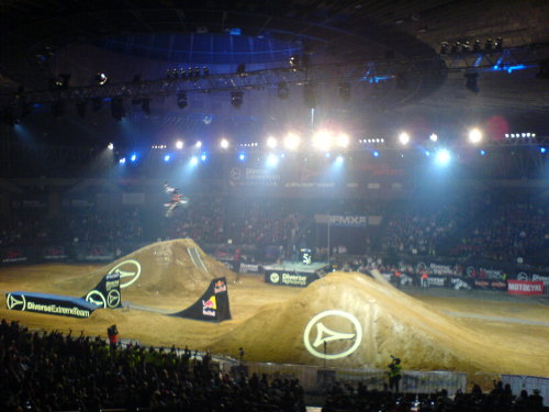 DIVERSE Night Of The Jumps 2007